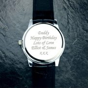 Personalised watch by David-Louis