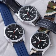Personalised Watch by David-Louis with stylish Camouflage strap